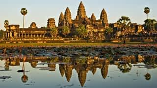 La Thaïlande (Kho Samui) et le Cambodge (Angkor)