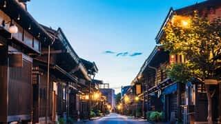 Le Japon (de Takayama à Kanazawa)