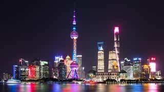 Le Japon et la Chine (de Shanghai à Hong Kong)