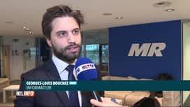 """RTL INFO 19H : Georges-Louis Bouchez se déclare """"pour un Etat unitaire"""""""