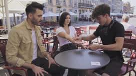 Donovan Magicien : Lufy et Enzo
