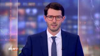 RTL INFO 19H : RTL INFO 19 heures (23/01/20)