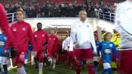Croky Cup : Antwerp - Courtrai : 1ère mi-temps