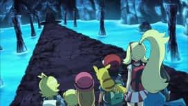 Pokemon : S17E30 La grotte aux épreuves !