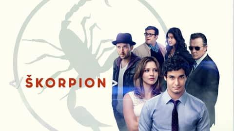 Škorpion en replay