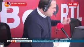 RTL INFO sur Bel RTL : RTL Info 13h du 24/01