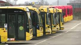 RTL INFO 19H : Charleroi : deux chauffeurs des TEC infectés par la gale