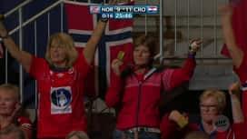 EURO 2020. - ZAVRŠNICA : CRO - NOR / Hrvatska - Norveška - 1. poluvrijeme
