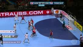 EURO 2020. - ZAVRŠNICA : CRO - NOR / Hrvatska - Norveška - 2. poluvrijeme