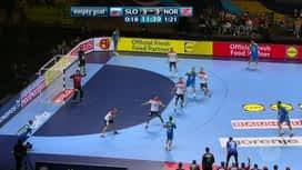 EURO 2020. - ZAVRŠNICA : NOR - SLO / Norveška - Slovenija - 1. poluvrijeme
