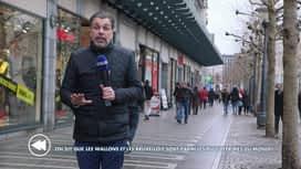 C'est pas tous les jours dimanche : On dit que wallons et bruxellois sont leaders mondiaux en matière d...