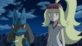 Pokemon : S17E33 Les liens de la méga-évolution