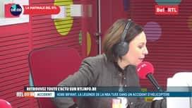 RTL INFO sur Bel RTL : RTL Info 8h du 27/01