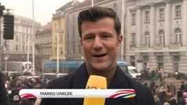 EURO 2020. - ZAVRŠNICA : Doček rukometaša