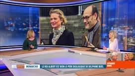 RTL INFO 19H : Reconnaissance de Delphine Boël: le point avec Dominique Demoulin