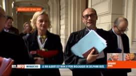 RTL INFO 19H : Reconnaissance de Delphine Boël: rappel du combat judiciaire