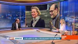 RTL INFO 19H : Reconnaissance de Delphine Boël: réaction de Maître Uyttendaele