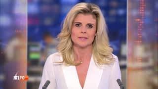 RTL INFO 19H : RTL INFO 19 heures (27/01/20)