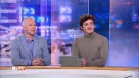 RTL INFO avec vous : Emission du 28/01/20