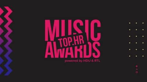 TOP.HR MUSIC AWARDS en replay