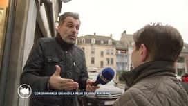 C'est pas tous les jours dimanche : On dit que de nombreux belges craignent la contagion du coronavirus