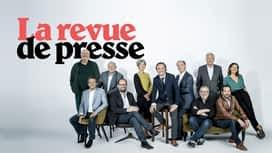 La revue de presse en replay