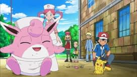 Pokemon : S17E45 Les exploits d'un grand maladroit !