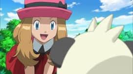 Pokemon : S17E46 Un rêve d'artiste !