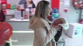 Les mamans : Première sortie du bébé de Julia