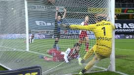 Croky Cup : Zulte Waregem - FC Bruges : 1ère mi-temps