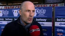 Croky Cup : 05/02 : Philippe Clément (FC Bruges)