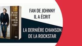 """Z comme Zecca : Boris Lanneau pour """" Un jour j'écrirai une chanson pour Johnny """""""