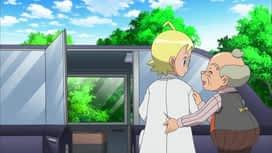Pokemon : S17E47 Une ancienne école et un vieil ami !