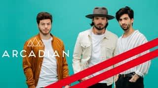 Arcadian live dans Le Double Expresso RTL2 (07/02/20)