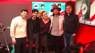 Arcadian dans Le Double Expresso RTL2 (07/02/20)