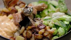 Loïc, fou de cuisine : Poke bowl avec maquereau