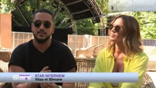 "Star Interview Vitaa et Slimane - ""VersuS"""