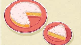 Un étrange gâteau aux carottes