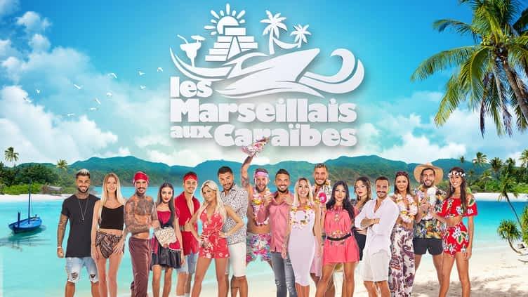 Les Marseillais aux Caraïbes