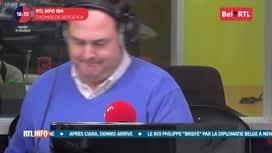RTL INFO sur Bel RTL : RTL Info 18h du 11/02