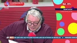 La matinale Bel RTL : Claire Brétécher est décédée à l'âge de 79 ans