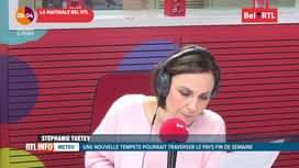 La matinale Bel RTL : RTL Info 8h du 12/02