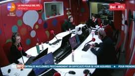 La matinale Bel RTL : Panique au sommet... (13/02/20)