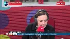La matinale Bel RTL : RTL Info 8h du 13/02