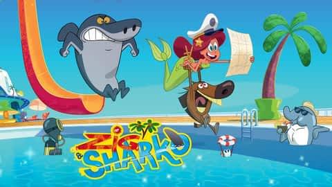 Zig&Sharko en replay