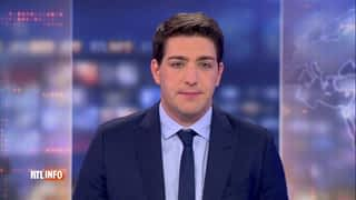 RTL INFO 13H : RTL INFO 13 heures (14/02/20)