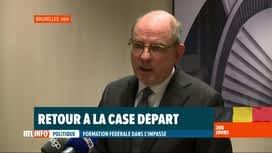 RTL INFO 13H : Formation fédérale: quels sont les scénarios de sortie de crise ?