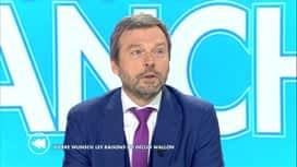 C'est pas tous les jours dimanche : Pierre Wunsch: la Belgique en faillite