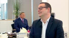 C'est pas tous les jours dimanche : L'invité de Pascal Vrebos: Raoul Hedebouw, porte-parole du PTB