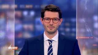 RTL INFO 13H : RTL INFO 13 heures (16/02/20)